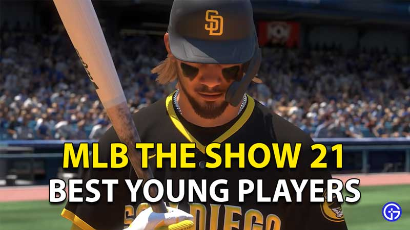Best Young Players In MLB The Show 21