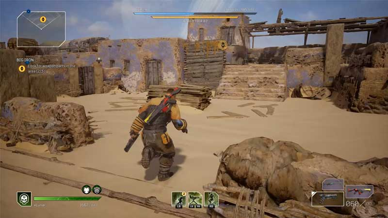 How To Get Big Iron In Outriders