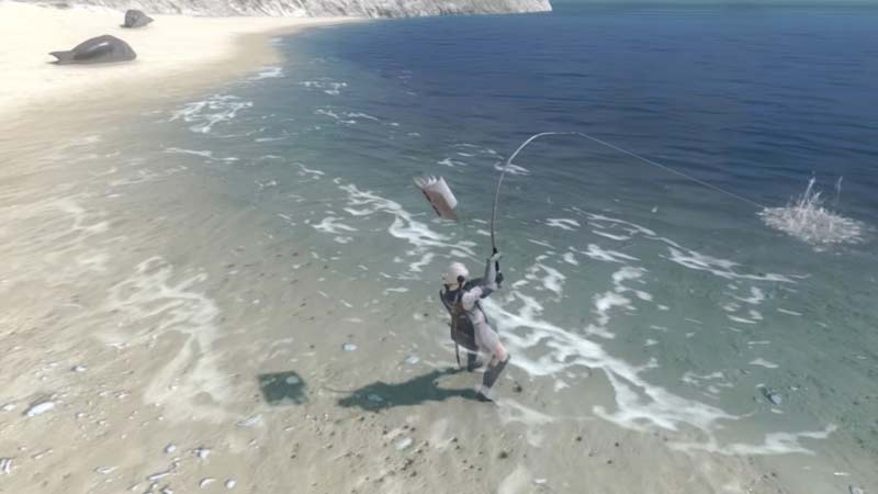 How To Catch Black Bass Fish In Nier Replicant