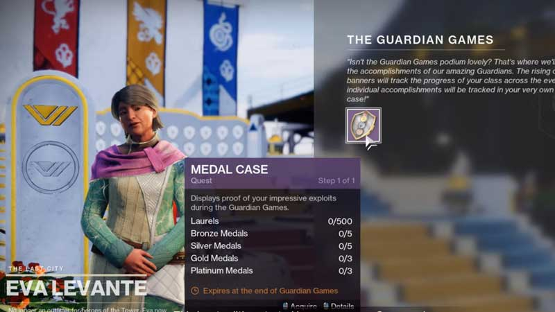 Destiny 2 Guardian Games Guide