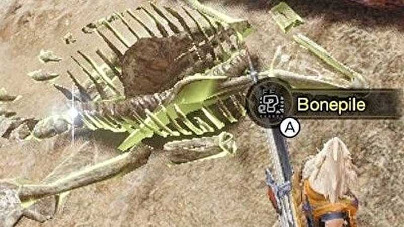 Where To Find Eroded Husk In Monster Hunter Rise