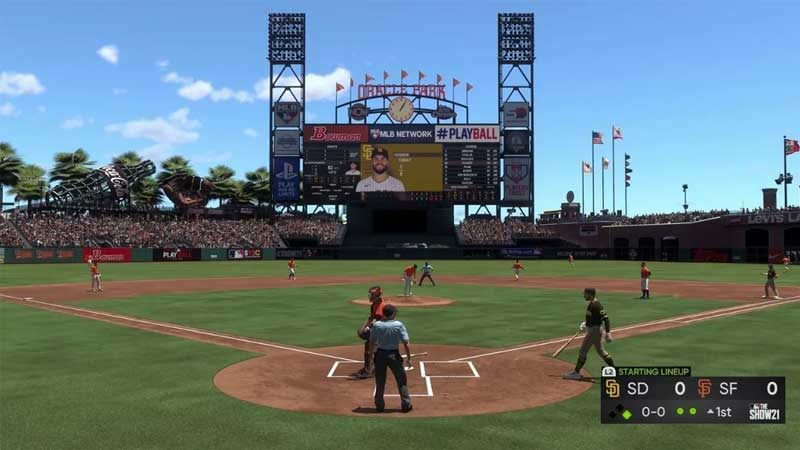 How To Exchange Team Stadium In Franchise Mode In MLB The Show 21