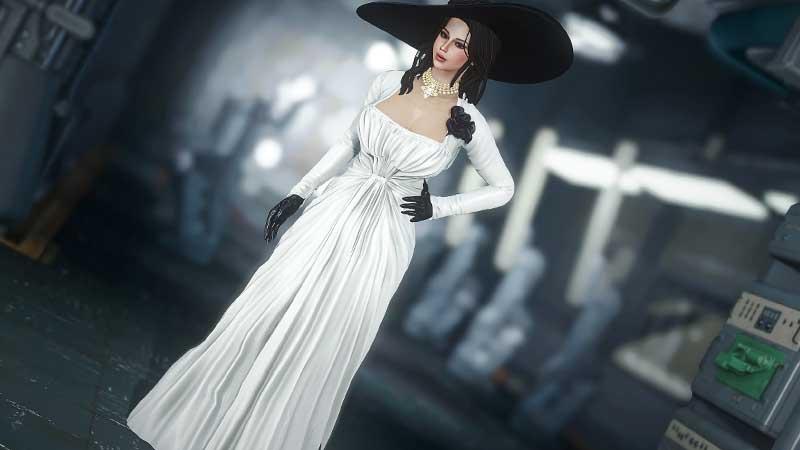 Lady Dimitrescu Mod