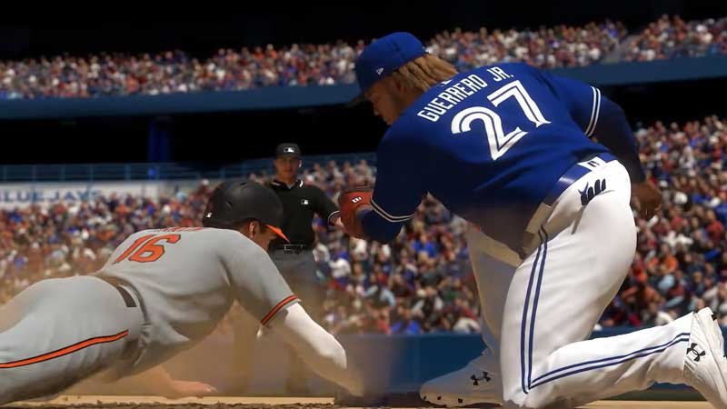 MLB The Show 21 Fielding Guide