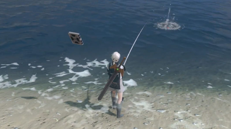 How To Fish In Nier Replicant
