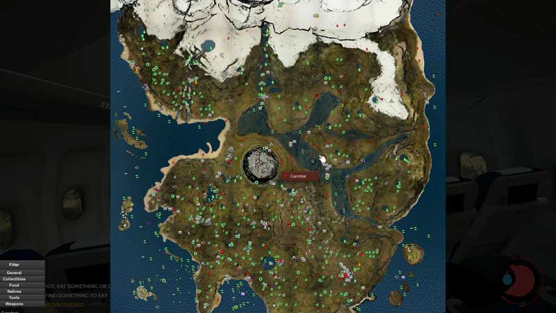 Forest Map Mod