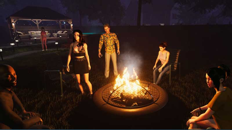House Party Steam Game