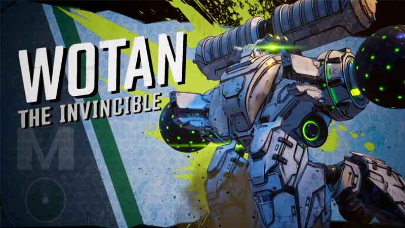 How To Beat Wotan the Invincible In Borderlands 3