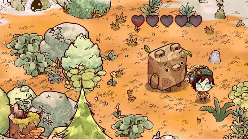 how to get iron ingot in cozy grove