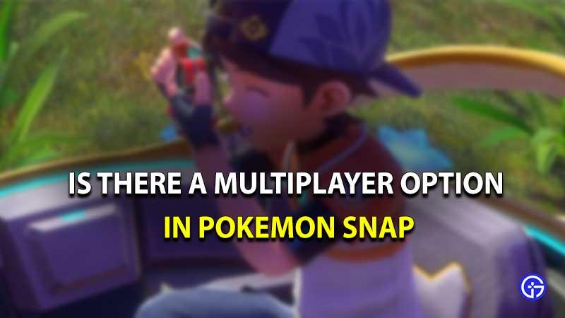 new pokemon snap multiplayer
