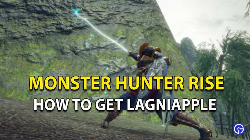 Monster Hunter Rise Lagniapple
