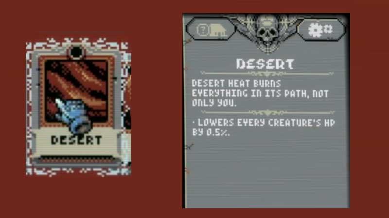 Loop Hero Desert Tile Guide