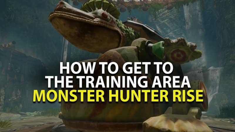 MHR Training Area Guide