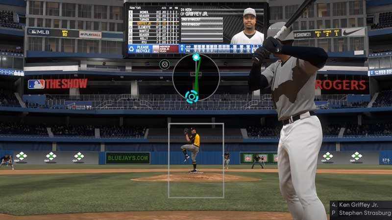 MLB The Show 21: How Pinpoint Pitching Works