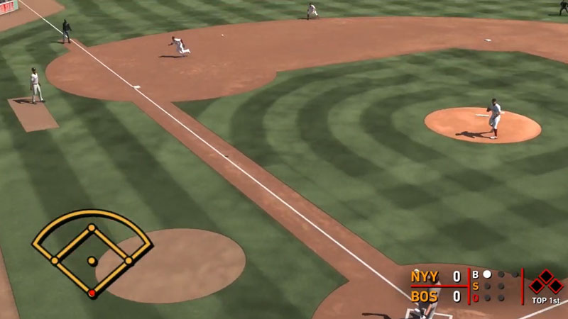 MLB The Show 21: Online Game Modes