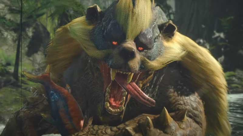 Monster Hunter Rise Arzuroz  Great Stoutbones