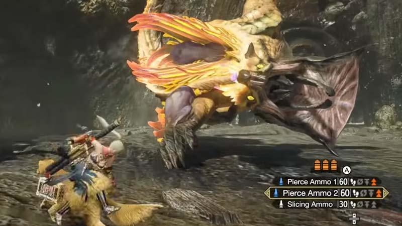 Monster Hunter Rise Thunder Serpent Narwa