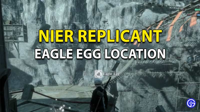 Where To Find Eagle Eggs In NieR Replicant