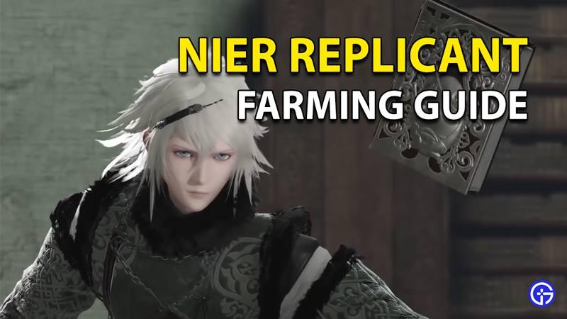 The Complete Nier Replicant Farming Guide