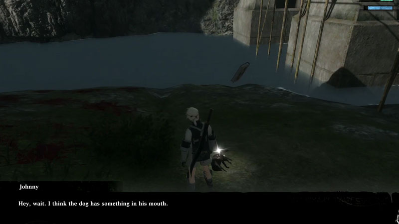 Where To Find Lost Dog In Nier Replicant