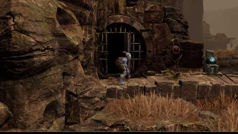 Open Moolah Gates in Oddworld Soulstrom