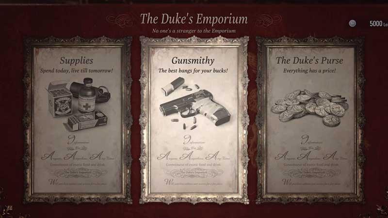 RE Village Dukes Emporium