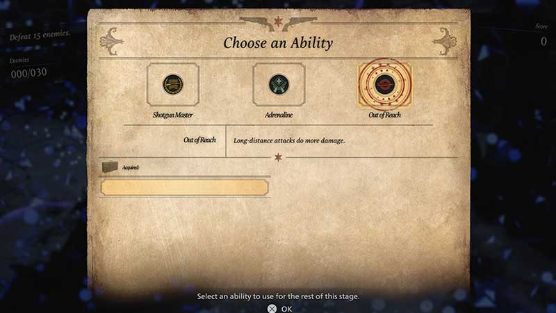 RE Village Mercenary Mode
