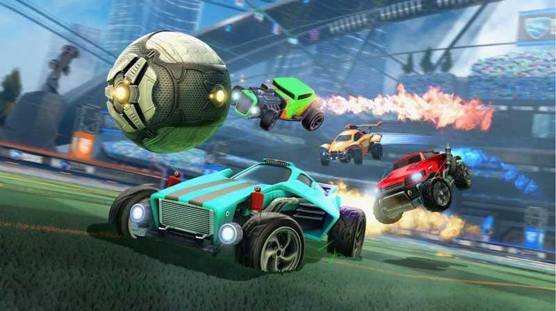 Rocket League Private Match
