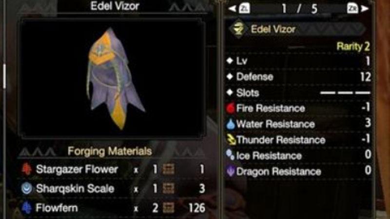 Monster Hunter Rise Stargazer Flowers