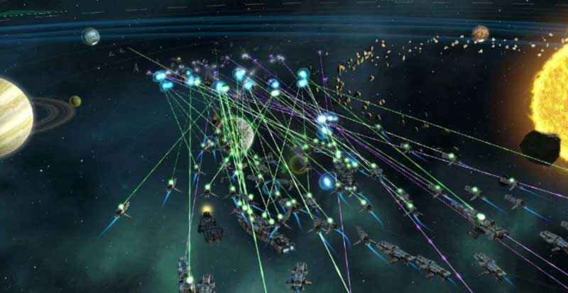 Merge Fleets in Stellaris