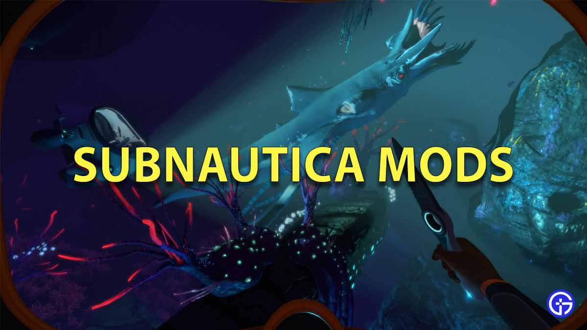 Subnautica Top Mods