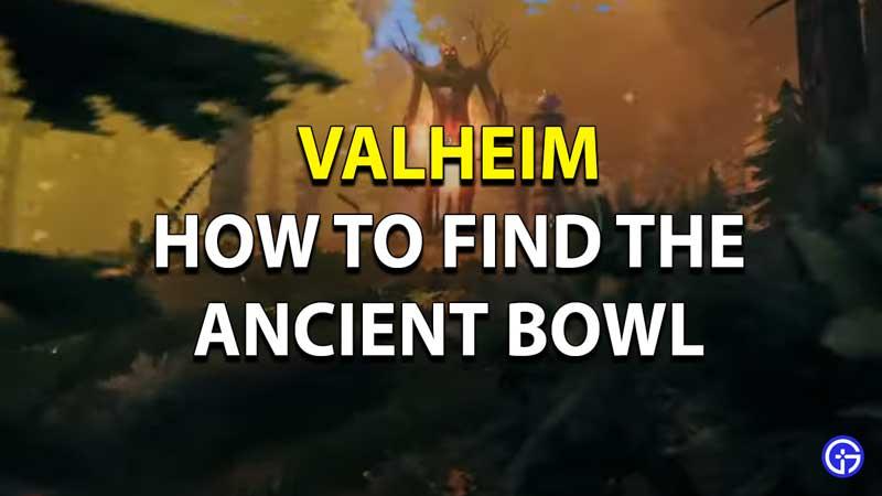Vaheim Ancient Bowl Location Guide