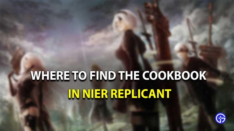 Nier Replicant Cookbook