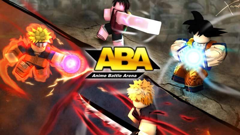 ABA Anime Battle Arena