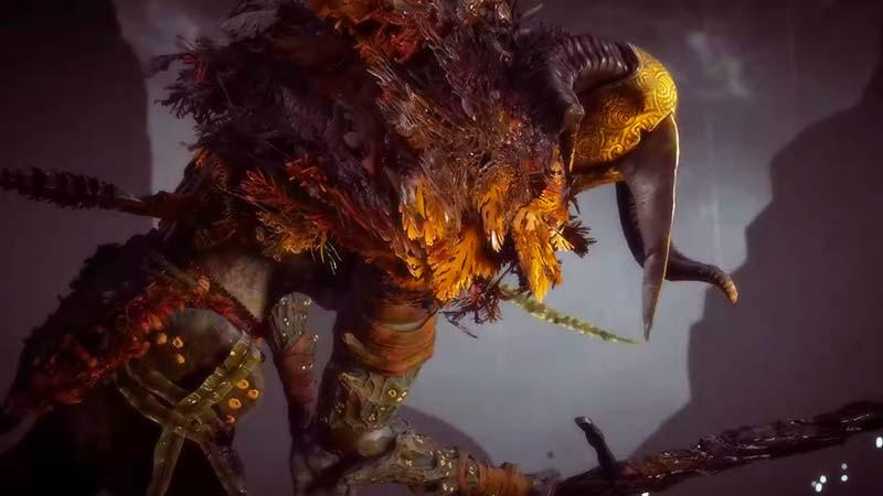 AC Valhalla Wrath Of The Druids Balor Boss Fight Bae Bolg Reward