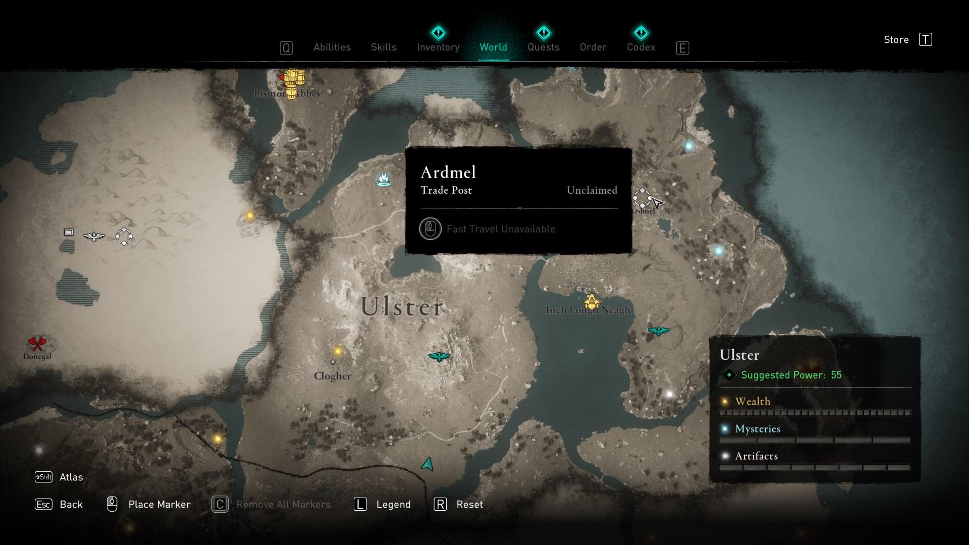 Trade Post Assassins Creed Valhalla