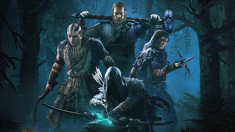 Hood: Outlaws & Legends Character Class Abilities Ranger Brawler Hunter Mystic.