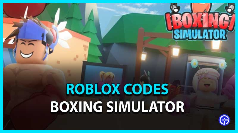 All Roblox Boxing Simulator Codes List