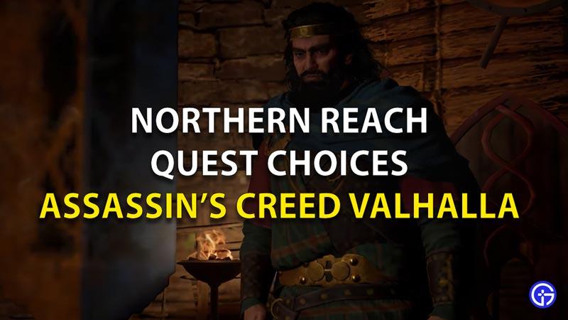 Assasins Creed Valhalla Choices