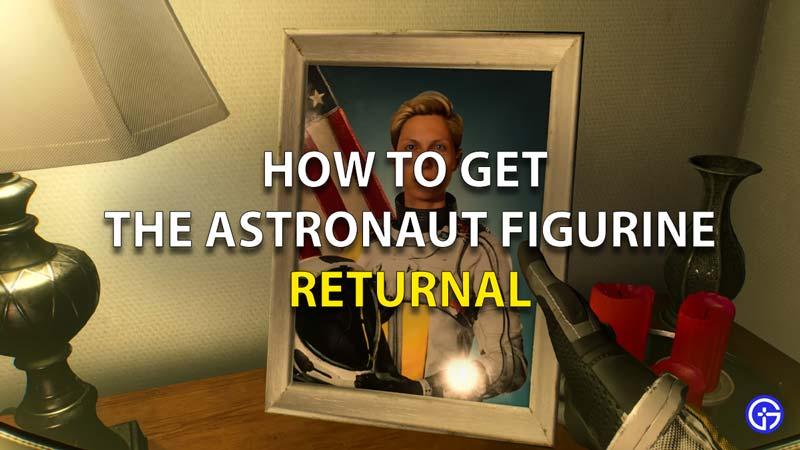 Astronaut Figure Retunal