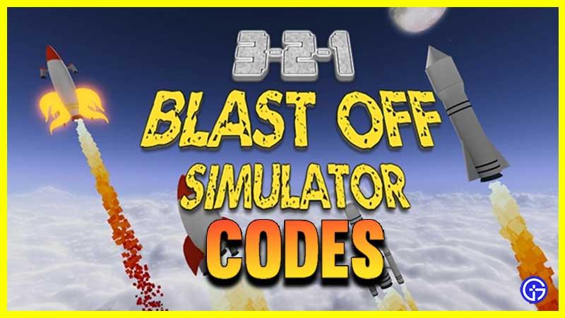 Blast Off Simulator Secret Door Codes