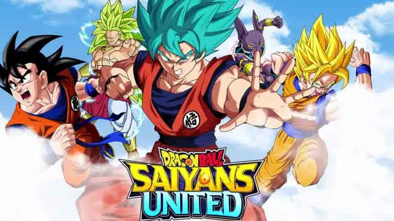 DB Saiyans United Code