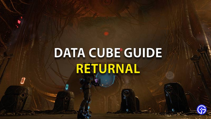 Data Cube Guide Returnal