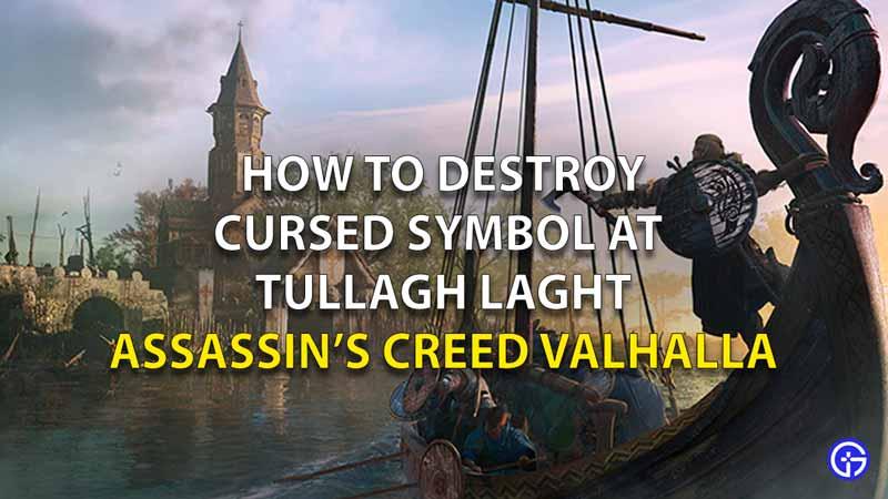Destroy Cursed symbol