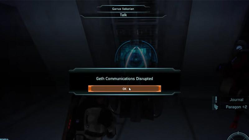 Disrupt Geth Communications