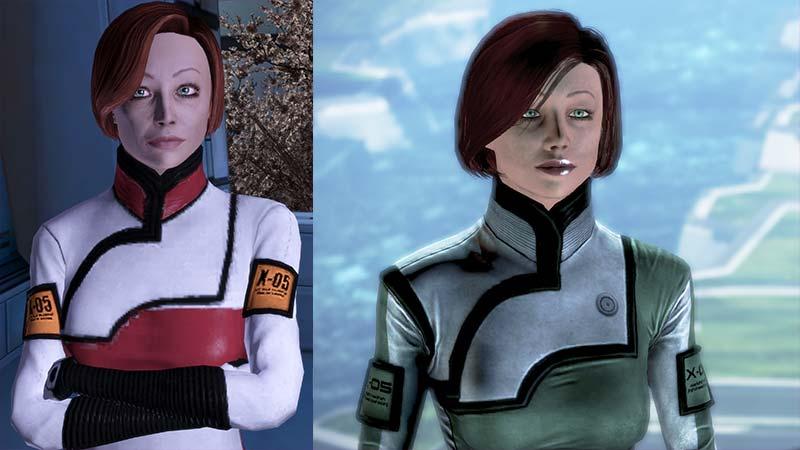 Dr Chloe Michel Mass Effect