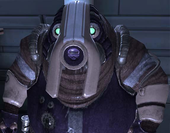 Expat Mass Effect