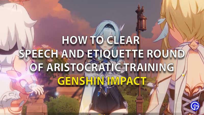 Genshin Impact Eula Story Quest