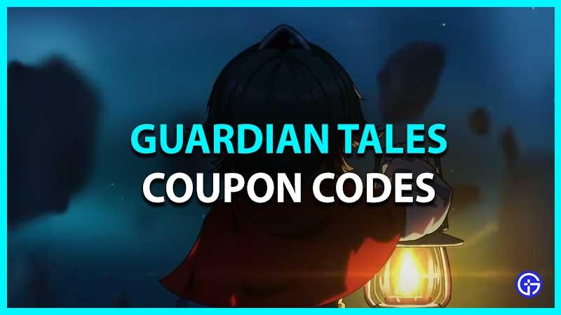 Guardian Tales Coupon Codes