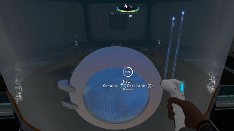 Hatch alien container subnautica below zero